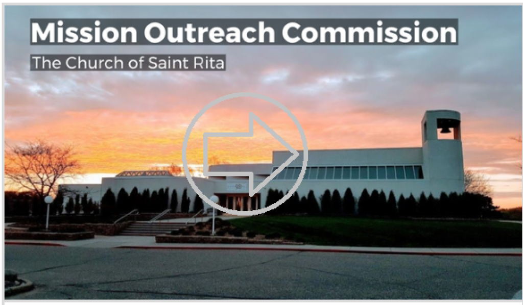 Mission Outreach Commission | The Catholic Church of St  Rita