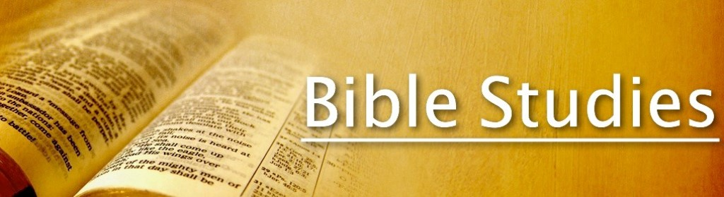 Bible Study | The Catholic Church of St  Rita
