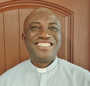 Photo of Father Augustine Twum Obour