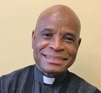 Photo of Father Fritz Ligonde