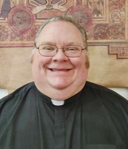 Photo of Father Anthony Hewitt J.C.L.