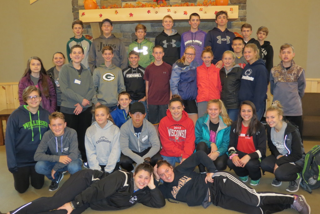 The 2017 Confirmation Retreat