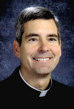 Photo of Father Randy Budnar
