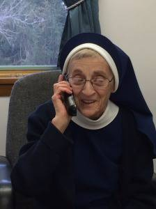 Photo of Sr. Mary Francine Fasano, RSM