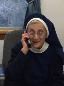 Photo of Sr. Mary Francine Fasano, RSM