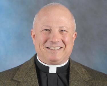 Photo of Fr. David Glassmire