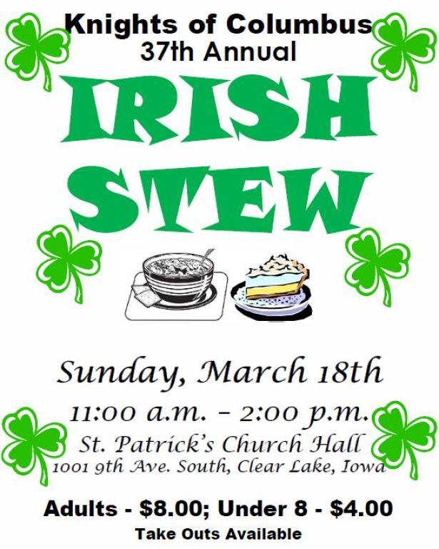 KC Irish Stew