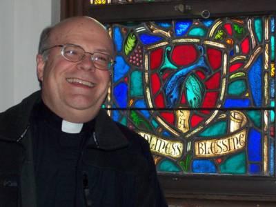 Photo of Fr. Joe O'Brien