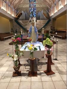 Our Lady of Lourdes Parish Family