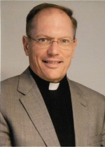 Photo of Father Ronald Huberty