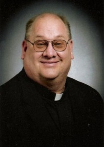 Photo of Father Keith Salisbury