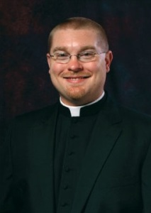 Photo of Father Zach Peterson