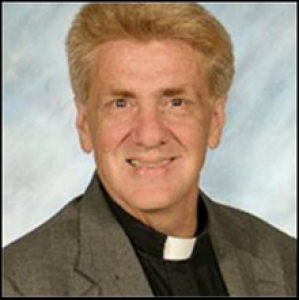 Photo of Father Terry Beeson