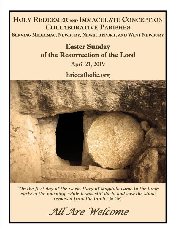 4-21-19 Easter