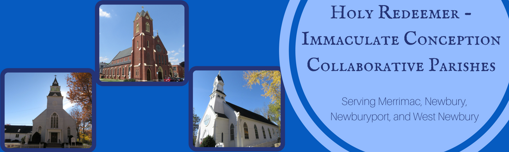 Holy Redeemer and Immaculate Conception Catholic Parishes