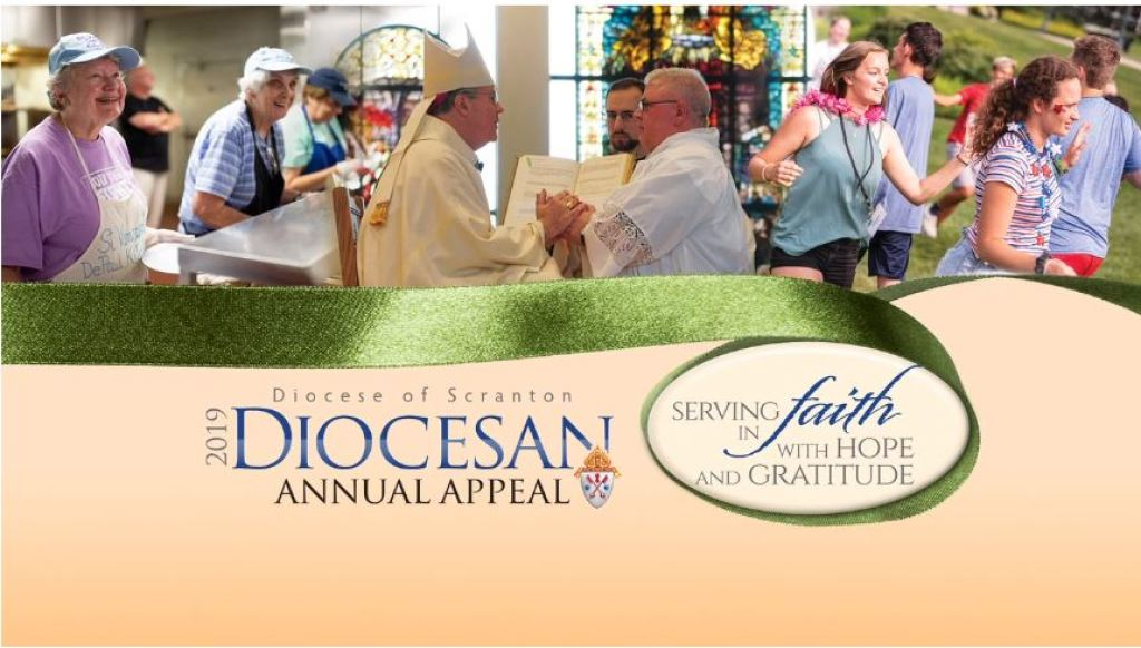 2019 Diocesan Annual Appeal photo