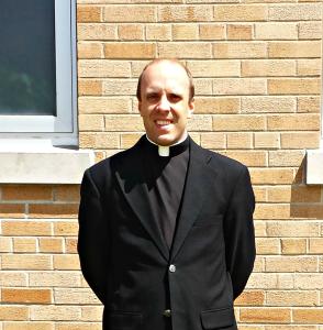 Photo of Reverend Jeremy Wind