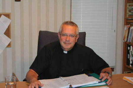 Photo of Reverend Edward Girres