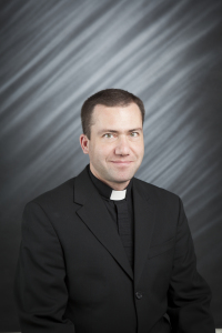 Photo of Father Patrick Brosamer