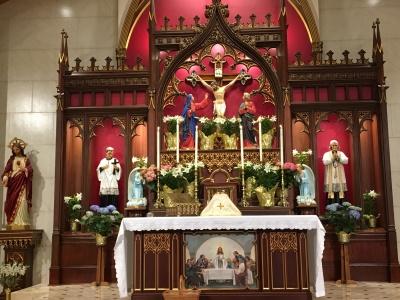 St  Barnabas the Apostle Catholic Church