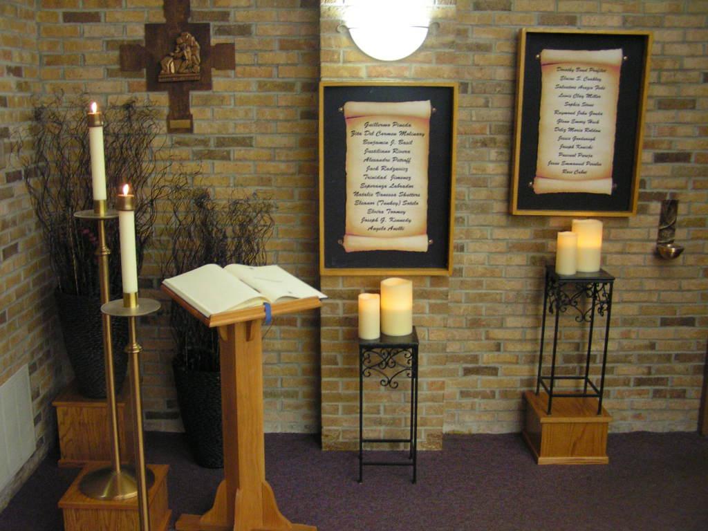 All Saints & All Souls Corner