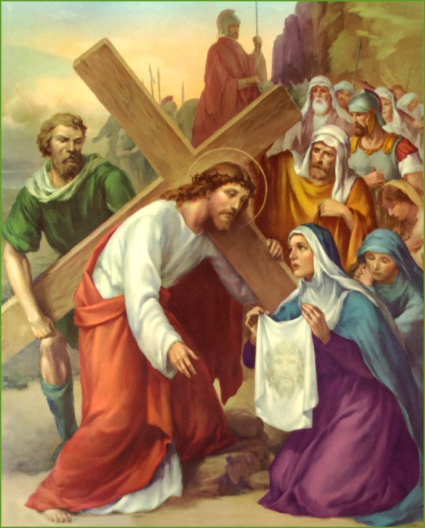Stations of the Cross Walk