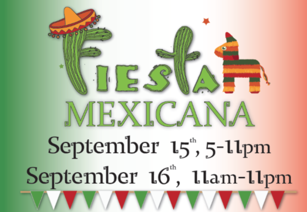 Mexican Fiesta Save the Date