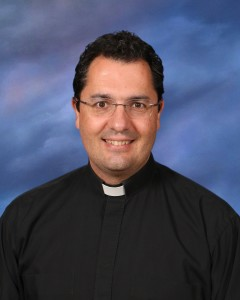 Photo of Father Oriol Regales