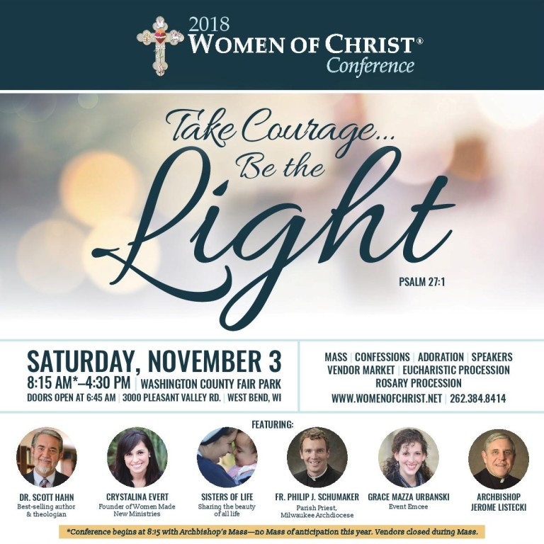 Women of Christ 2018