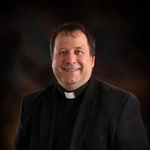 Photo of Fr. Andrzej Wyrostek