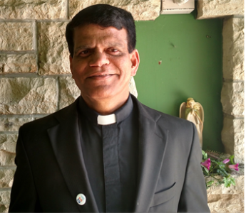 Photo of Father Ron Serrao
