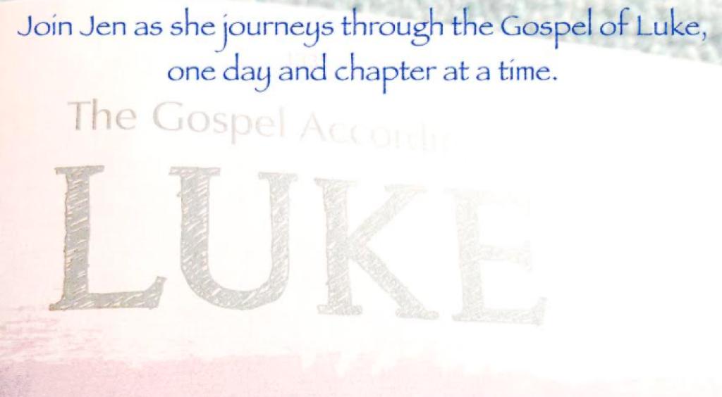 Jen's Journey with Luke