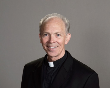 Photo of Msgr. Michael Deering