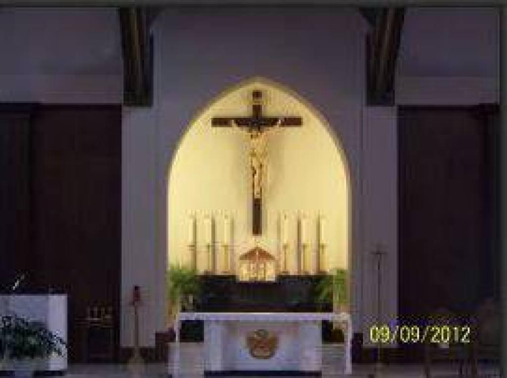 About Holy Spirit Catholic Church