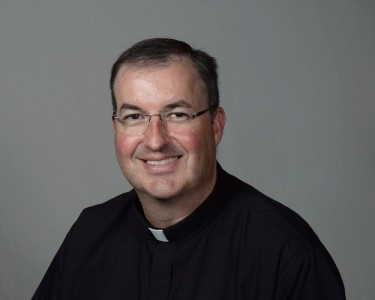 Photo of Fr. Rob Cook