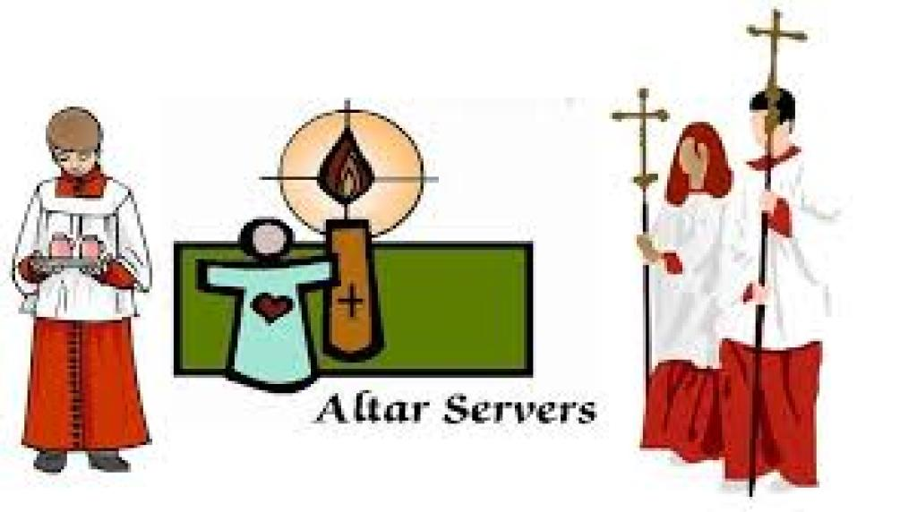 altar servers saint elizabeth of the hill country catholic church clip art for finance council Catholic Church Art