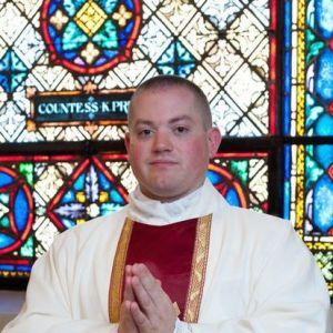 Photo of Fr. Brendan Buckler