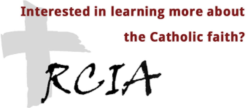 Faith Formation: RCIA | Saint Elizabeth of the Hill Country Catholic