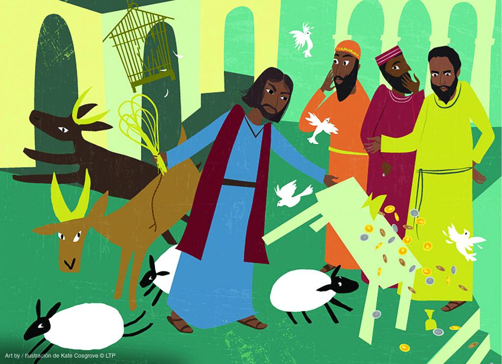 3rd Sunday of Lent image