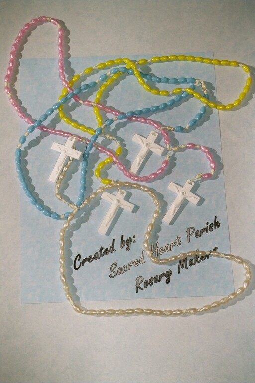 CW Rosary Making