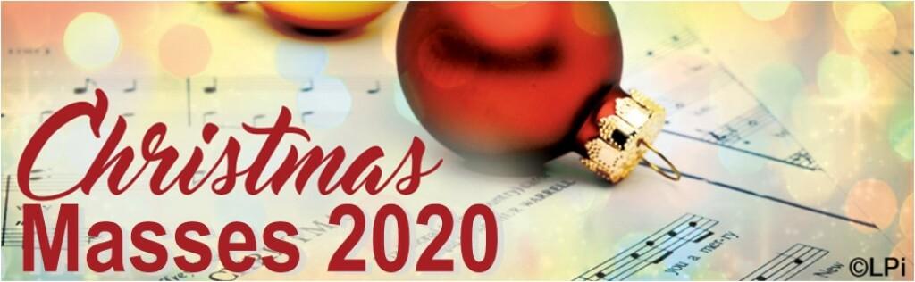 Christmas Masses 2020