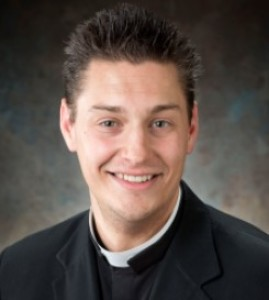 Photo of Fr. Justin Lopina