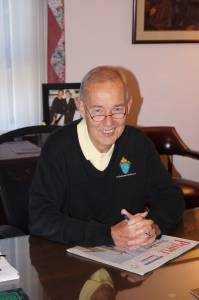 Photo of Fr. Philip Krill