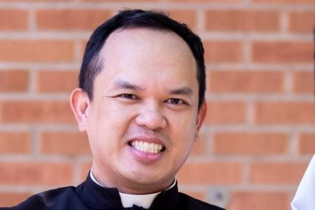 Photo of Rev. Fr. Thielo Ramirez