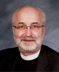 Photo of Rev. Kenneth J. Augustine