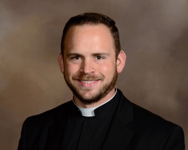 Photo of Father Daniel Richards