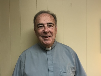 Photo of Deacon Mike Moro