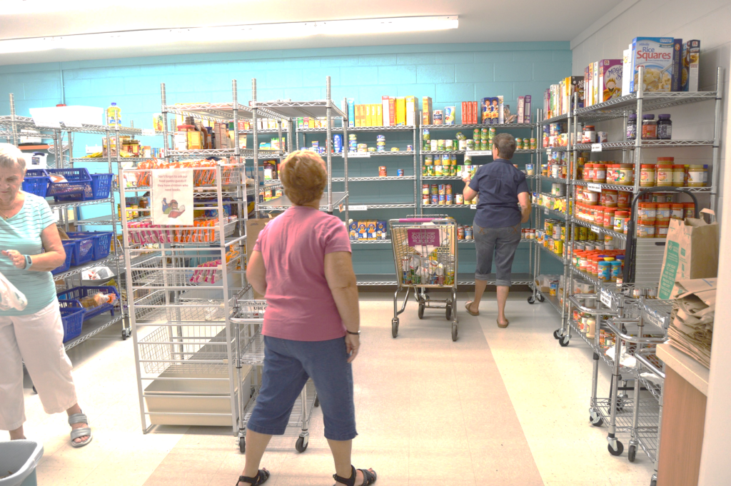 Social Ministry Food Pantry