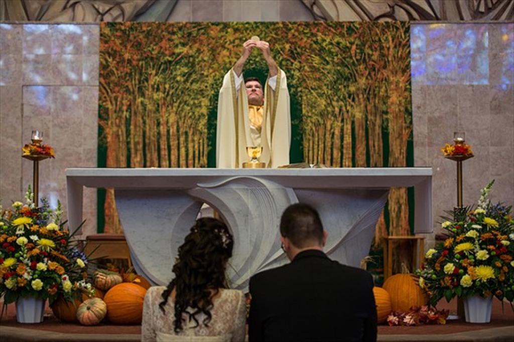 Fr Mark Mass
