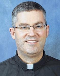 Photo of Rev. Mark Noonan
